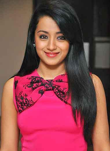 Trisha Krishnan Biography