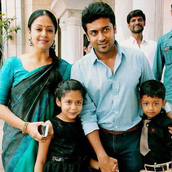 Suriya Biography - Age, Family, Height, DOB, Wife, Career ...