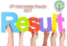 AP Junior Inter Results 2017