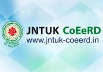 About JNTUK CoEeRD