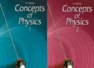 HC Verma Physics Pdf Free Ebook (Vol 1 & 2)