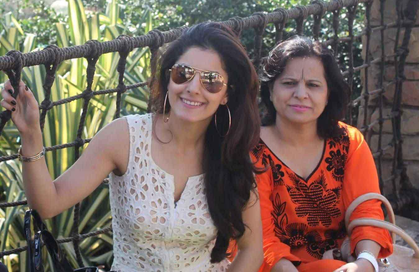 Isha Talwar Mother