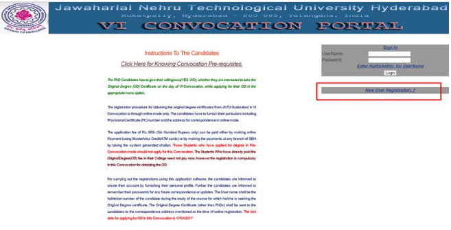 application for original degree certificate mg university