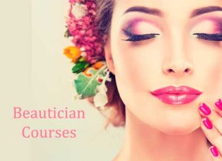 Beautician Course Details