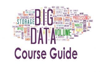 Big Data Course Details