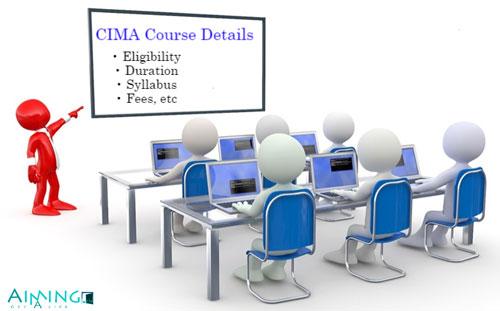 CIMA-Course-Details