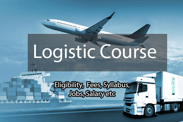Logistic Course Details