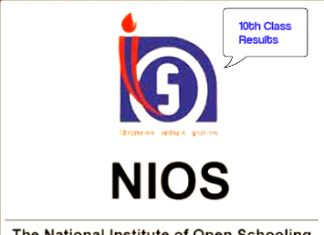 NIOS Tenth Results