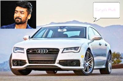 Surya Car