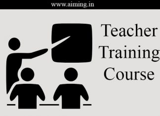 Teacher Training Course Details