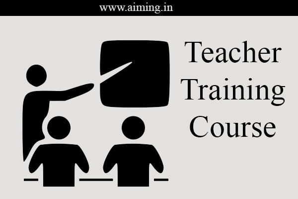 Teacher Training Course Details