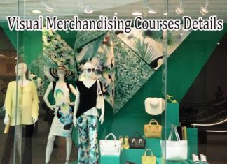 Visual Merchandising Courses Details