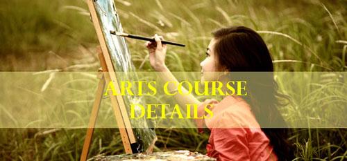 Arts-Course-Details