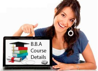 BBA Course Details