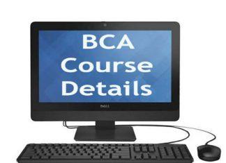 BCA-Course-Details
