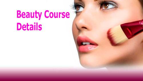 Beauty Course Details