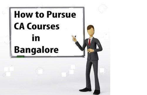 CA Courses in Bangalore