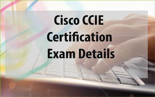 CCIE Certification Details