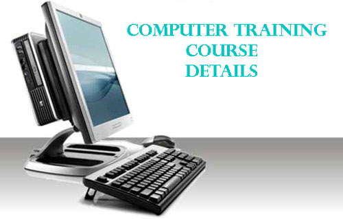 Computer-Training-Course-Details