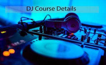 DJ Course Details