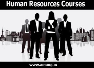 Human Resources Courses Details