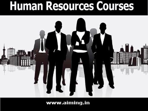 Human Resources Courses Details