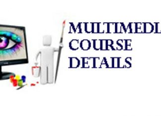 Multimedia-Course-Details