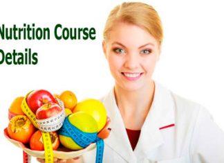 Nutrition Course Details