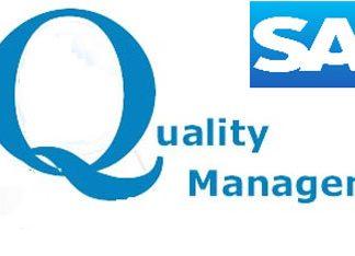 SAP QM Module