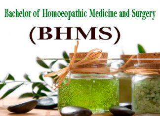 BHMS Course Details