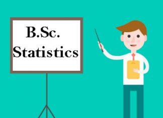 BSc Statistics Course