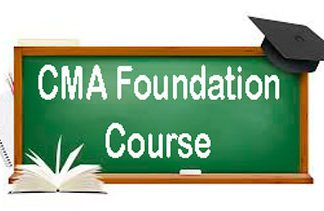 CMA Foundation Course Details