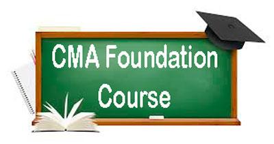 CMA Foundation Course Details