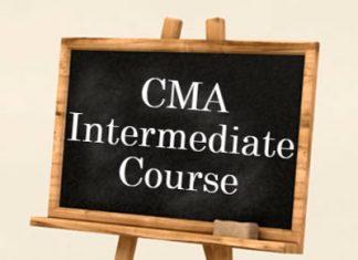 CMA Intermediate Course