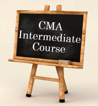 CMA Intermediate Course
