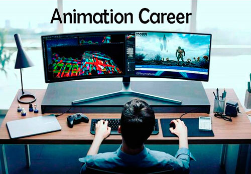 Career in Animation