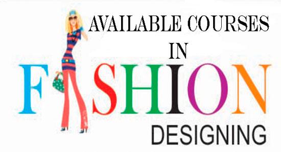 Fashion Designing Courses Details