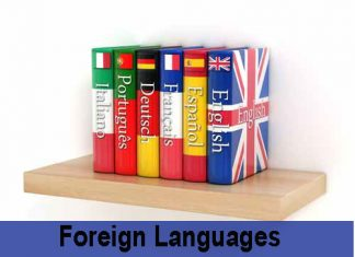 Foreign Languages Course Details