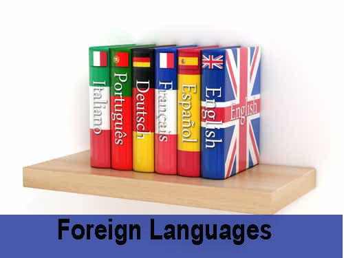 Foreign Languages Course Details