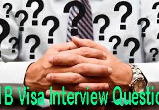 H1B Visa Interview Questions