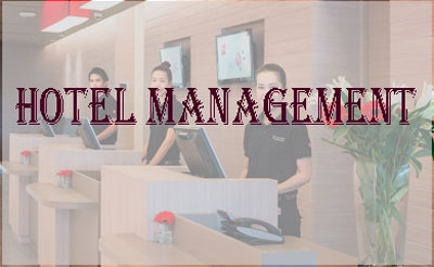 Hotel Management Careers