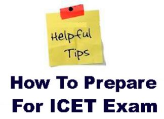ICET Preparation Tips