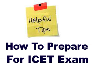 ICET Preparation Tips