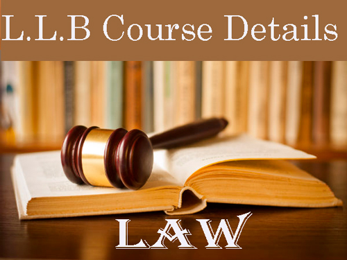 LLB Course Details