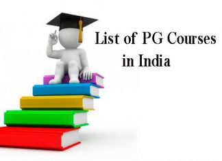 List-of-PG-Courses-in-India