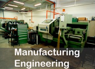 Manufacturing Engineering Course