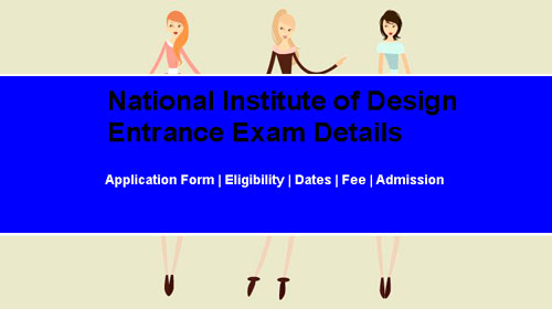 NID Entrance Exam Details