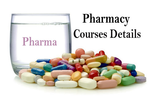 Pharmacy Courses Details