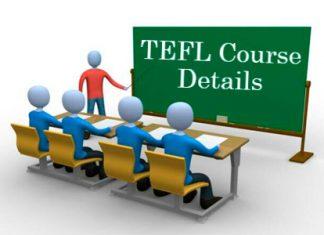 TEFL Course Details