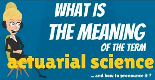 Actuarial Science Course Details